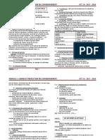 Cours PCT 3ème Module 3 (2017-2018)