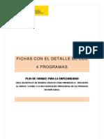 Fichas Programas
