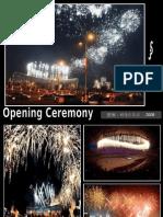 Opening Ceremonys