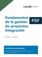 Plantilla Acta Constitución del Proyecto