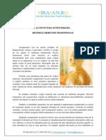 Acupunctura si fitoterapia - Reginele medicinei traditionale