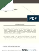 Contabilidad Fiscal