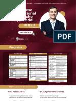 Programa v1.5 - Derecho Empresarial