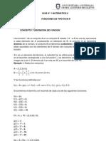 GUIA N° 1 MATEMATICA II.