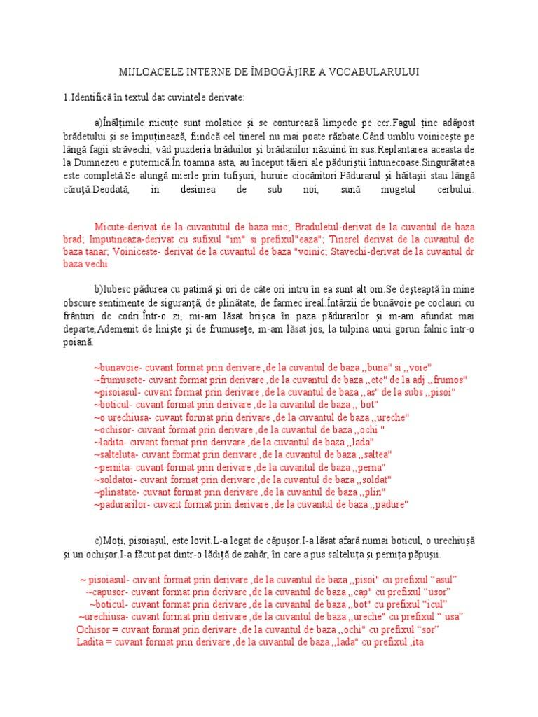Metoda de îmbogățire a helmint ului, Szerkesztő:罗马尼亚语 – Wikiszótár