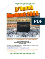 Hajj & Umrah Handbook (2008) - Book 3 of 5
