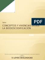 Taller -Biodescodificacion