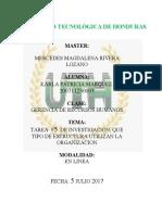 Tarea modulo No.5   G.RRHH