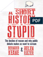 A Short History of Stupid.epub