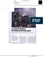 La città ideale in forma di palazzo - Borghi Magazine, Dicembre 2020