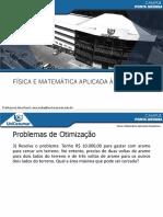 Aula 6 - Física e Matemática Aplicada à Arquitetura