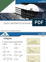 Aula 7 - Física e Matemática Aplicada à Arquitetura