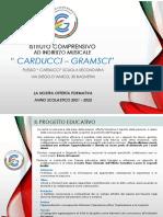 Brochure I.C. Carducci Gramsci 21/22