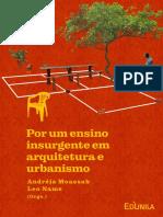 Livro Por um ensino insurgente em arquitetura e urbanismo.pdf