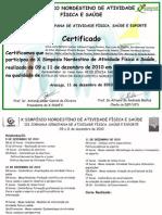 Certificados (Adimara)