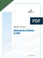 Infome_Pobreza 2009
