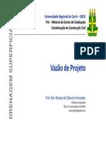 vazao-projeto
