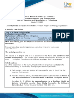 Activity Guide and Evaluation Rubric – Step 6 Prepare technology negotiations-convertido