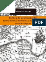 Poética do Deslocamento - Daniel Gaivota