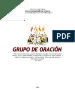 1. GRUPO DE ORACIÓN