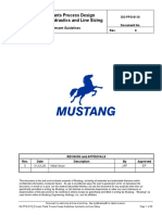 Hydraulics Amp Line Sizing Mustang