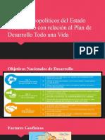Factores Geopoliticos del Estado Ecuatoriano