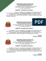 SECRETARIA DO ESTADO DA EDUCAÇÃO