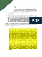 A- Definición de Consumidor- Transportes Vaupés 2005