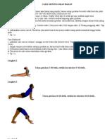 Cara meninggikan badan