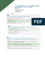 actividad 1 evidencia 1 cuestionario contextualización a la carrera administrativa