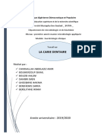expose bacteriologie clinique,  la carie dentaire.pdf