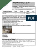 DDS USO DE EPI's OPERADOR DE FOSFATIZAÇÃO