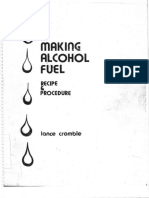 Making alcohol fuel 1979 - Crombie
