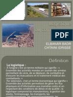 logistiqueducommerceaumaroc1-140402090240-phpapp02