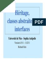 03-Heritage_Classes_abstraites_et_Interfaces