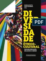 Diversidade étnico cultural livro