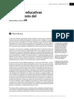 Medina Martín Tensiones educativas en contexto de aislamiento