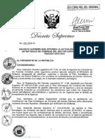 Decreto Supremo N° 002-2020 del Mindef