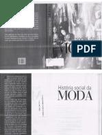 Historia Social Da Moda - Daniela Calanca