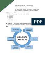 MOMENTOS DE VERDAD (Servicio y atención al cliente)