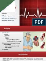 Anti-anginal agents