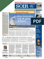 Le Soir 26 02 2015