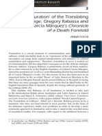 the acculturation of the translating language Gregory Rabassa.pdf