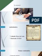 tarea 5 notarial