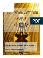 CHACRAS aula