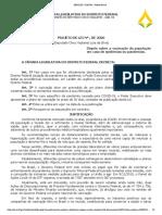 Projeto de Lei regulamenta vacinação no DF