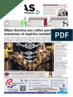 Mijas Semanal nº 921 Del 11 al 17 de diciembre de 2020