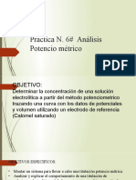 Practica 6 Analisis potenciometrico 1.pptx