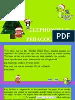 ELEPHOSSAURO NATAL PEDAGOGIA COM BRUNA