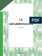 Iacona Andrea - La Argumentacion
